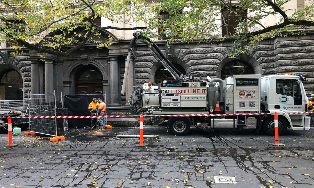 Hydro Excavation Melbourne