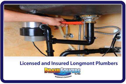 Longmont Plumbing Repair