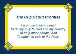cub scout promise