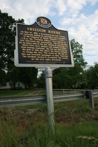 Freedom Riders Plaque