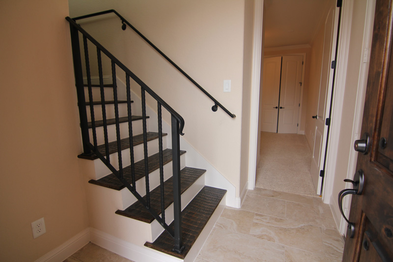 Stairwell - Drake Homes Inc - Houston, TX