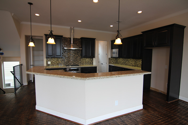 Birdsall contrade Townhomes - Kitchen