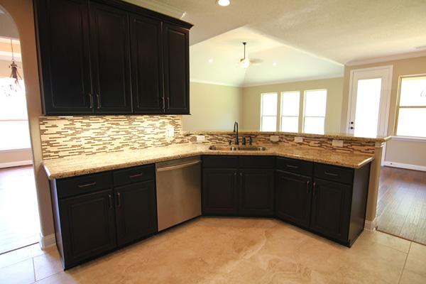 Drake Homes Inc - Houston, TX - custome kitchen