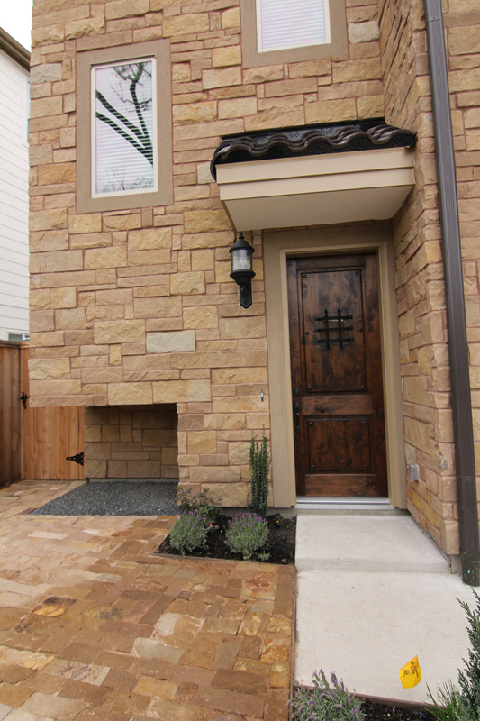 Front Door - Drake Homes Inc