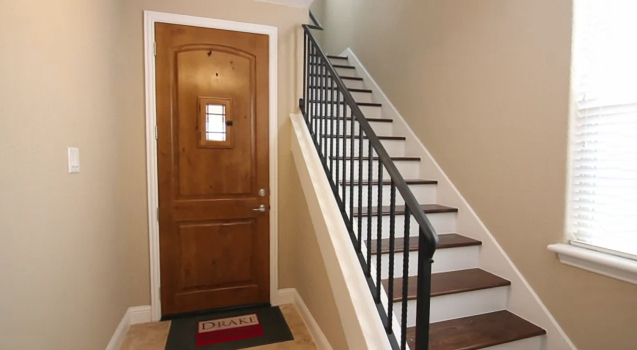 Welcome! Entry Way