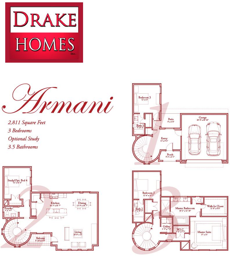 The Armani  - The Villas on Graustark