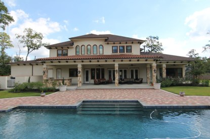 Custom Home by Drake Homes Inc.