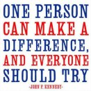 Everyone can make a difference by serving. Photo courtesy of Google Images.