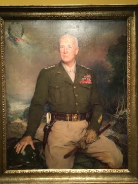 Military great, George S. Patton Jr. Photo credit: Harrison Yu
