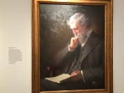 Naturalist and environmentalist John Muir, who took an early stance on the necessary preservation of the environment. (Photo Credit: Riley Fink)