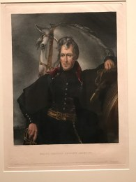 President Andrew Jackson during his days as a Major General. (Photo Credit: Riley Fink)