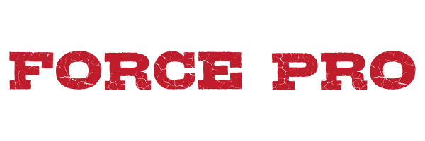 Force Pro Draken Training Division Text Logo