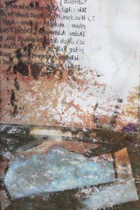 Verwesungs-Collage