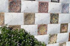 Tiled Wall - Park Güell
