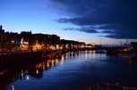 Whitby By Night