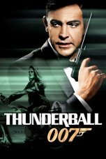 James Bond: Thunderball (1965)