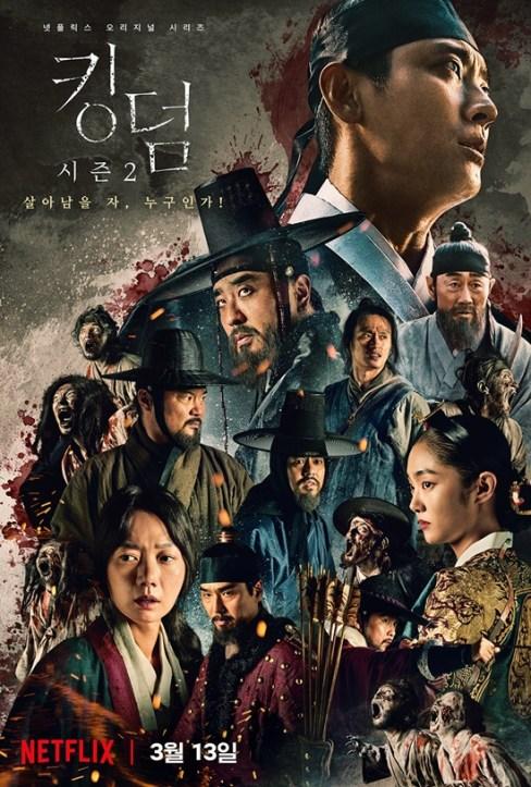 Review dan sinopsis drama Netflix Kingdom