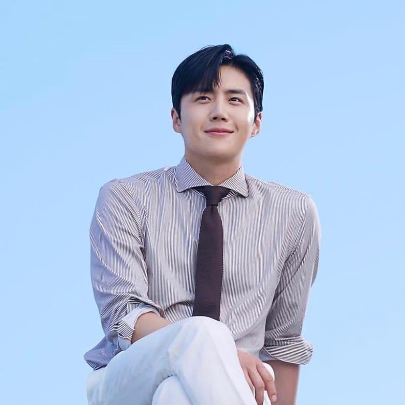 kim seon ho di startup