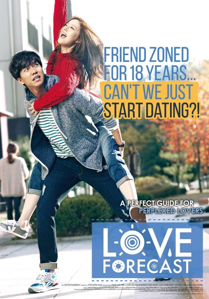 Poster film Love Forecast