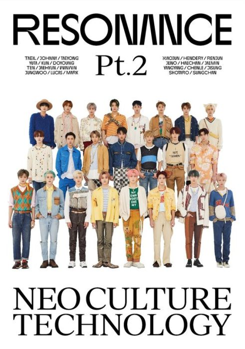 NCT 2020 : Resonance Pt. 2