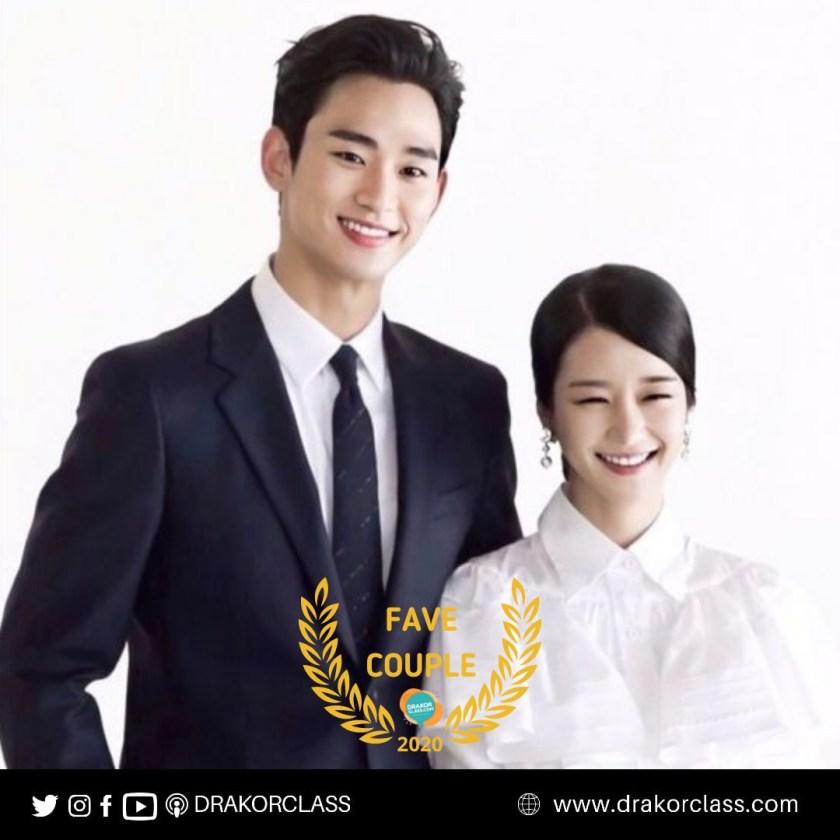 kim soo hyun dan seo yea ji, couple favorit drakorclass
