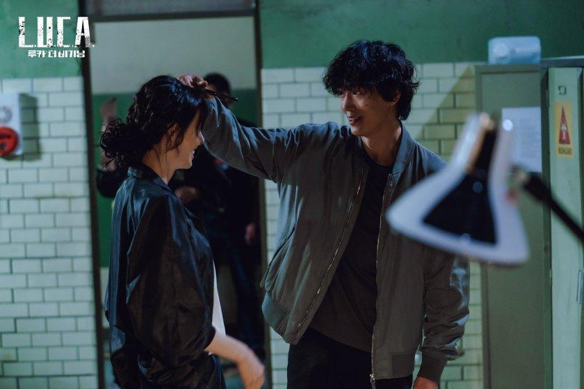 Behind The Scene Drama LUCA Sumber gambar: Soompi