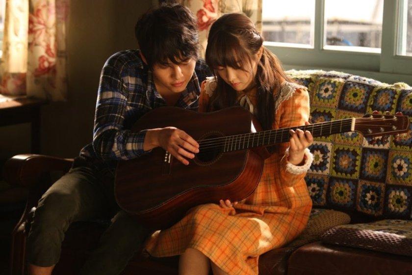 Film Korea Romantis Saat Merayakan Valentine Day : A werewolf Boy