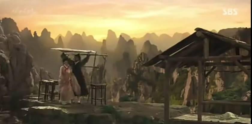 scene dalam saimdang