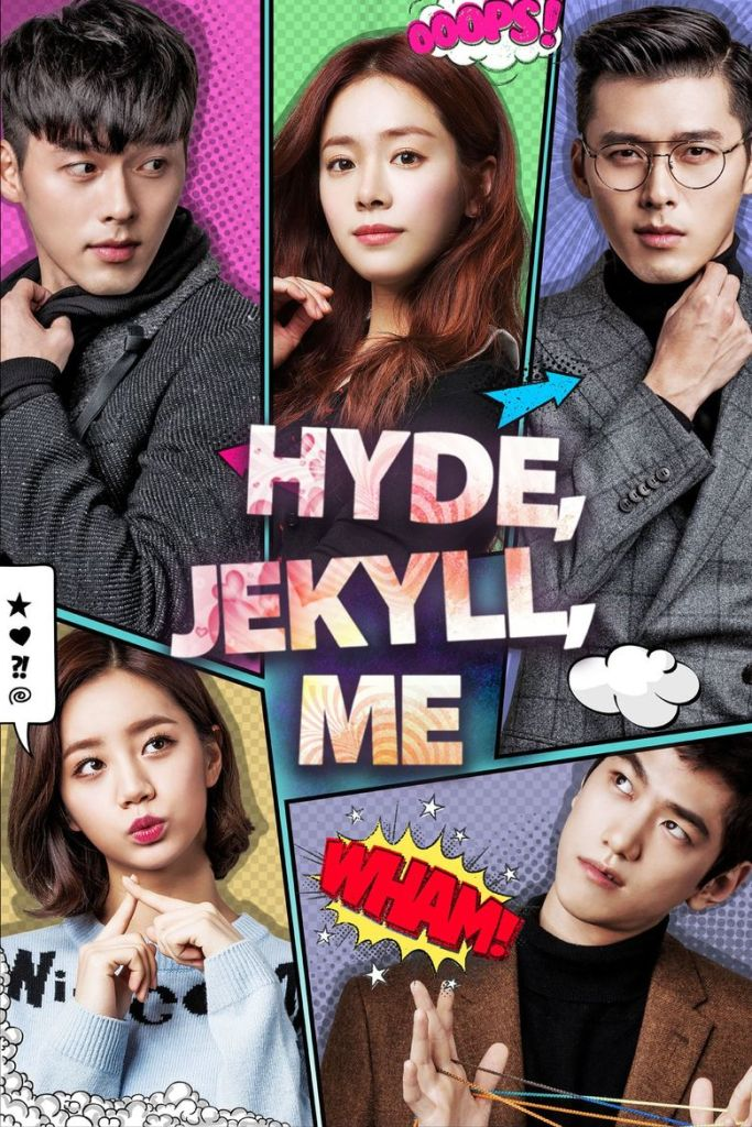 poster kdrama Hyde Jekyll, Me