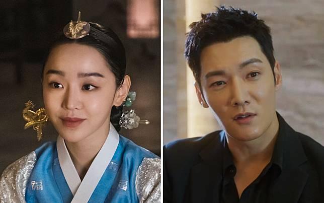 shin hye sun dan choi jin hyuk dalam mr.queen