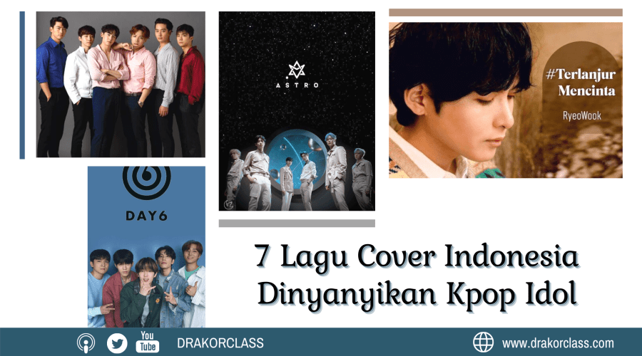 7 Lagu Cover Indonesia Dinyanyikan Kpop Idol