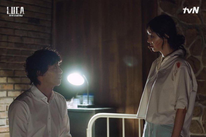 Ji O dan Goo Reum  Sumber: TvN