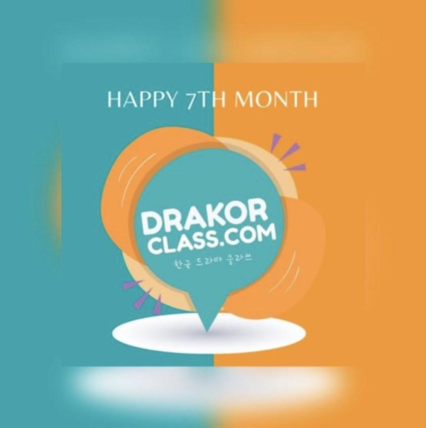 happy 7 month drakorclass