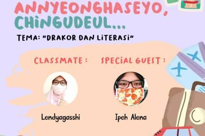IG Live Drakor dan Literasi