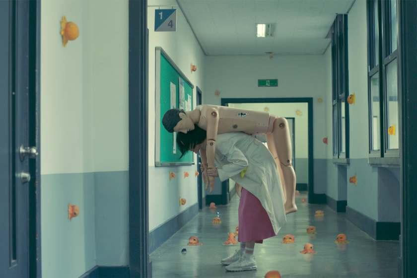 Kekonyolan Ahn Eun Young (Sumber gambar: Netflix)