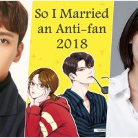 "Antara Novel, Webtoon, & Kdrama ""So I Married the Anti-Fan"""