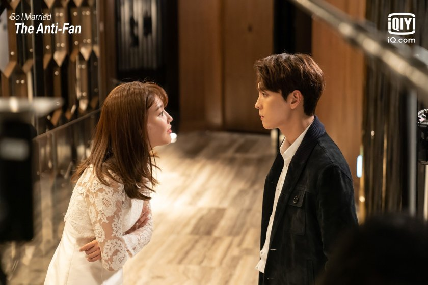 Pertemuan Pertama Who Joon dan Geun Young (sumber: IQIYI)