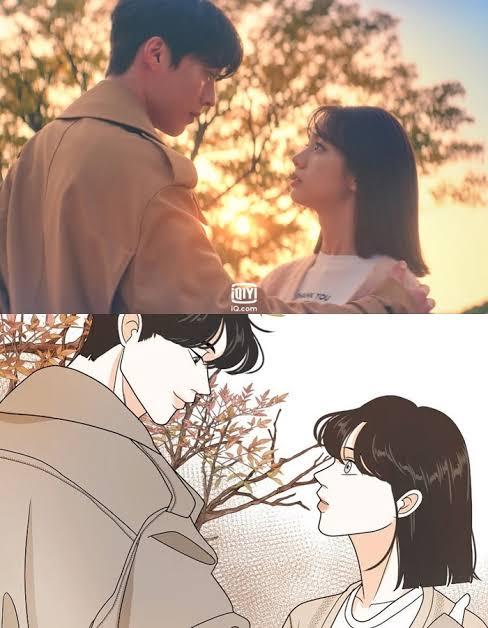Cerita Gumiho dari webtoon