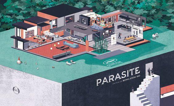Sinopsis dan review Film Parasite (2019)