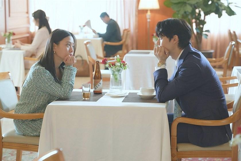Blind date masa itu versi Youth of May (KBS)