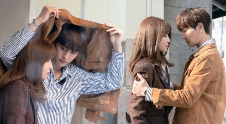 Interaksi manis dari Soo Young dan Choi Tae Joon di So I Married the Anti-fan