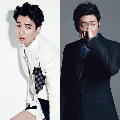 Jung Kyung Ho dan Ha Jung Woo (sumber: kapanlagi.com)