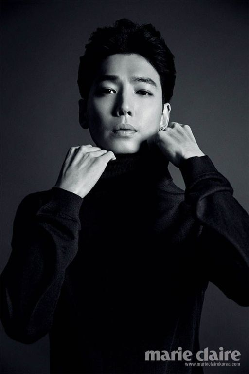 Jung Kyung Ho (Sumber: Marie Claire)