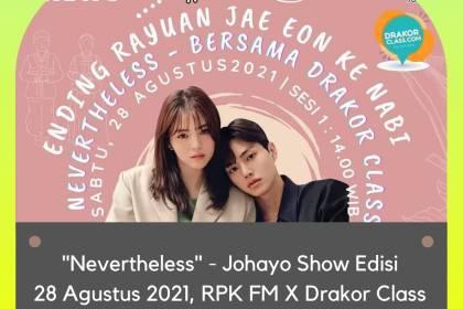 podcast nevertheless johayo show