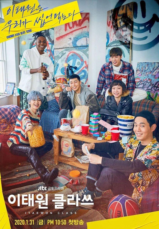 K Drama Itaewon Class