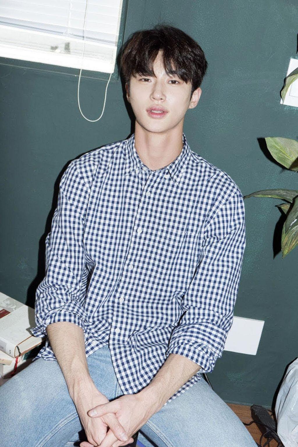 Byeon Woo Seok 1