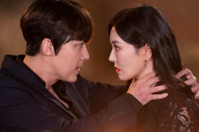 Cheon Seo Jin dan Ha Yoon Chul