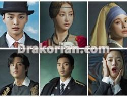 KBS Merilis Poster Karakter Individual Drama Terbaru Dali and Cocky Prince