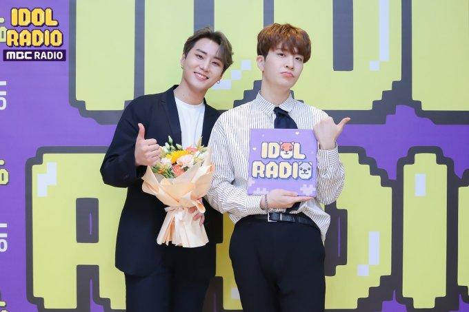 Young K DAY6 dan Young Jae GOT7