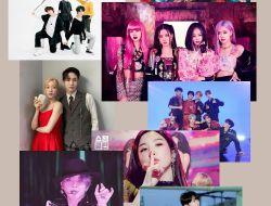 Ini Daftar Idol Yang Masuk Dalam World Digital Song Sales Chart Yang Telah Dirilis oleh Tangga Lagu Billboard